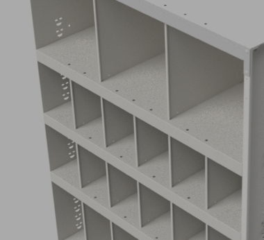 Put Wall Shelving